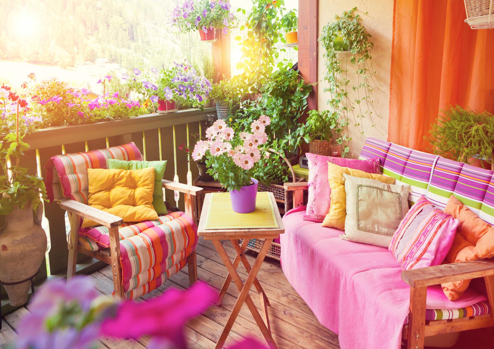 Der Schöne Balkon Ideen Und Tipps Zum Selbermachen